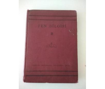 FEN BİLGİSİ II (1933)