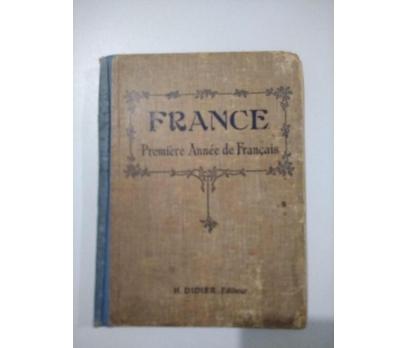 France Première Année de Français 1930
