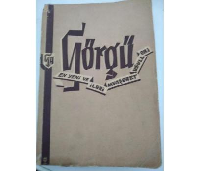 GÖRGÜ - DR. GOTTFRIED ANDREAS (1945)