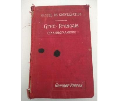 Grec - Français Dictionaire (1908)
