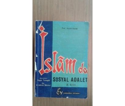İSLAMDA SOSYAL ADALET 2. CİLT SEYYİD KUTUB