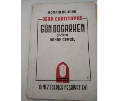 JEAN CHRISTOPHE - GÜN DOĞARKEN (1944)