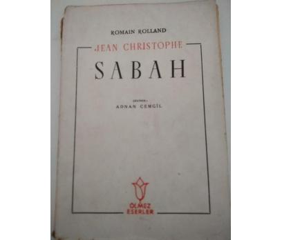 JEAN CHRISTOPHE SABAH - ROMAIN ROLLAND (1945)