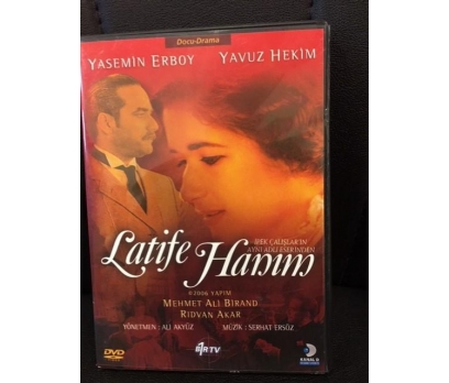 LATİFE HANIM DVD FİLM