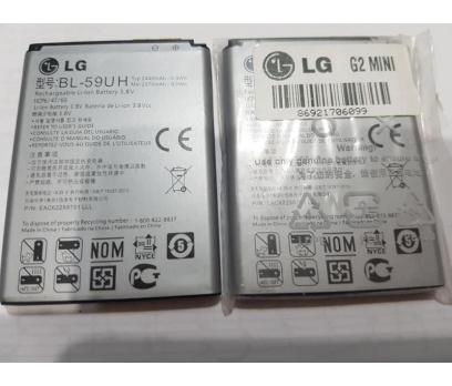 LG G2 MİNİ %100 ORJİNAL SIFIR BATARYA