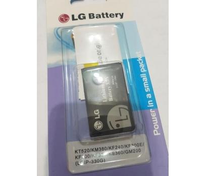 LG KT520,KS360,GM200,KF300,KF240 ORJİNAL BATARYA
