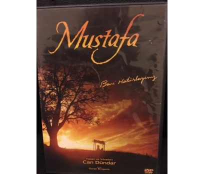 MUSTAFA DVD FİLM CAN DÜNDAR