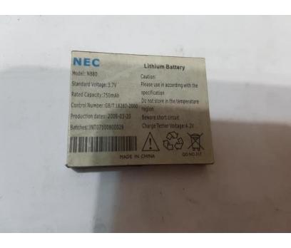 NEC N880 ORJİNAL BATARYA