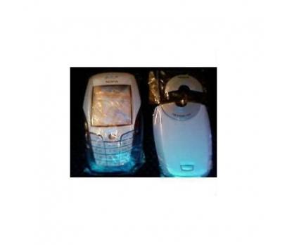 Nokia 6600 Orijinal Sıfır Kapak ve Tuş Takımı Full