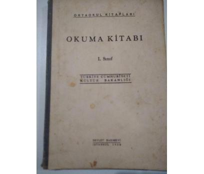 OKUMA KİTABI 1. SINIF (1938)