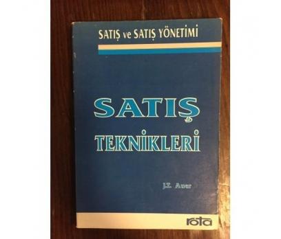 SATIŞ TEKNİKLERİ J.T. AUER