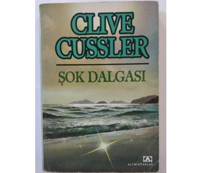 ŞOK DALGASI - CLIVE CUSSLER  1. BASKI