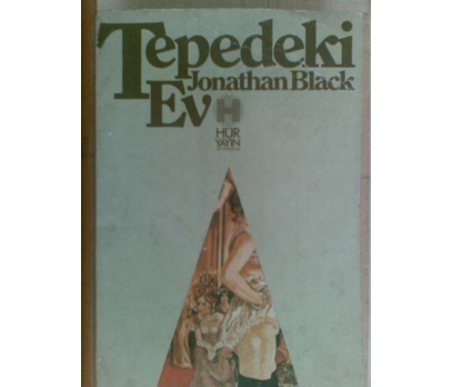 TEPEDEKİ EV JONATHAN BLACK