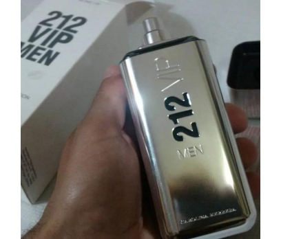TESTER CAROLİNA HERRERA 212 VİP MEN EDT 100 ML