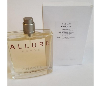 TESTER CHANEL ALLURE HOMME EDT 100 ML