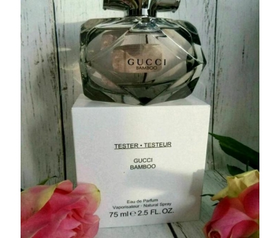 TESTER GUCCİ BAMBOO EDP 75 ML