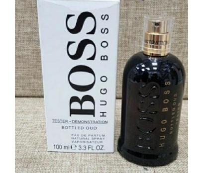 TESTER HUGO BOSS BOTTLED OUD EDT 100 ML