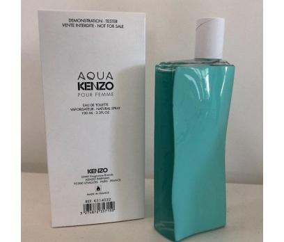 TESTER KENZO AQUA FEMME EDT 100  ML