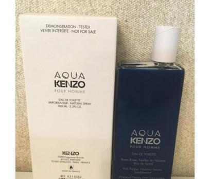 TESTER KENZO AQUA HOMME EDT 100 ML