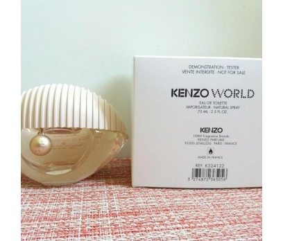 TESTER KENZO WORLD EDT 75 ML