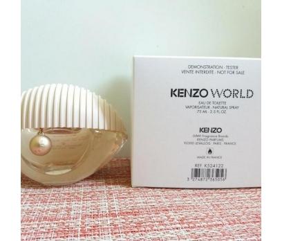 TESTER KENZO WORLD EDT 75 ML