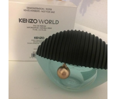 TESTER KENZO WORLD İNTENSE EDP 75 ML