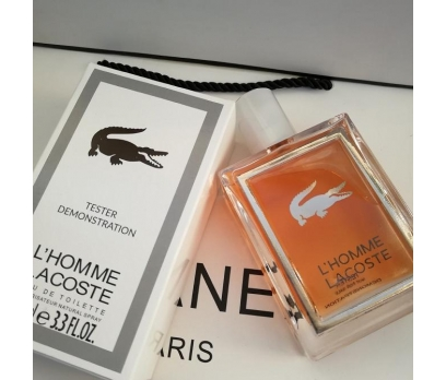 TESTER LACOSTE L'HOMME EDT 100 ML