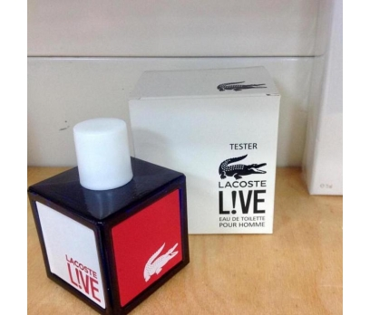 TESTER LACOSTE LİVE EDT 100 ML