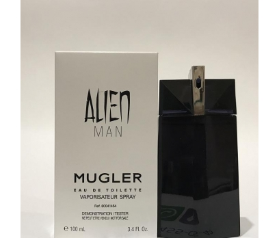 TESTER THİERRY MUGLER ALİEN MAN EDT 100 ML
