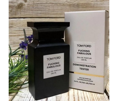 TESTER TOM FORD FUCKİNG FABULOUS EDP 100 ML