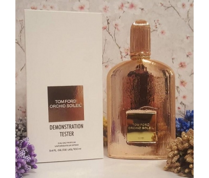TESTER TOM FORD ORCHİD SOLEİL EDP 100 ML 1 2x