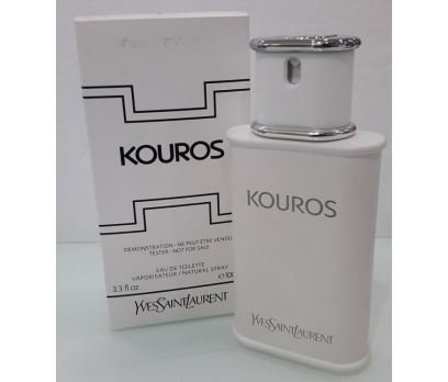 TESTER YVES SAİNT LAURENT KOUROS EDT 100 ML