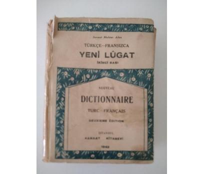 Türkçe - Fransizca Yeni Lûgat - Sermet Muhtar 1942