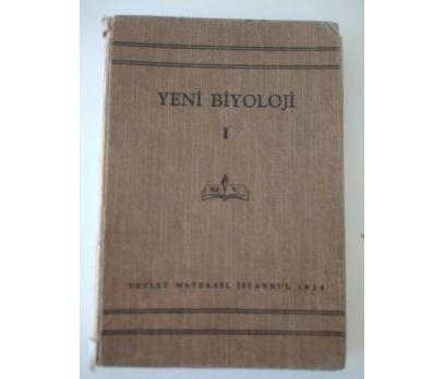 YENİ BİYOLOJİ 1 (1934)