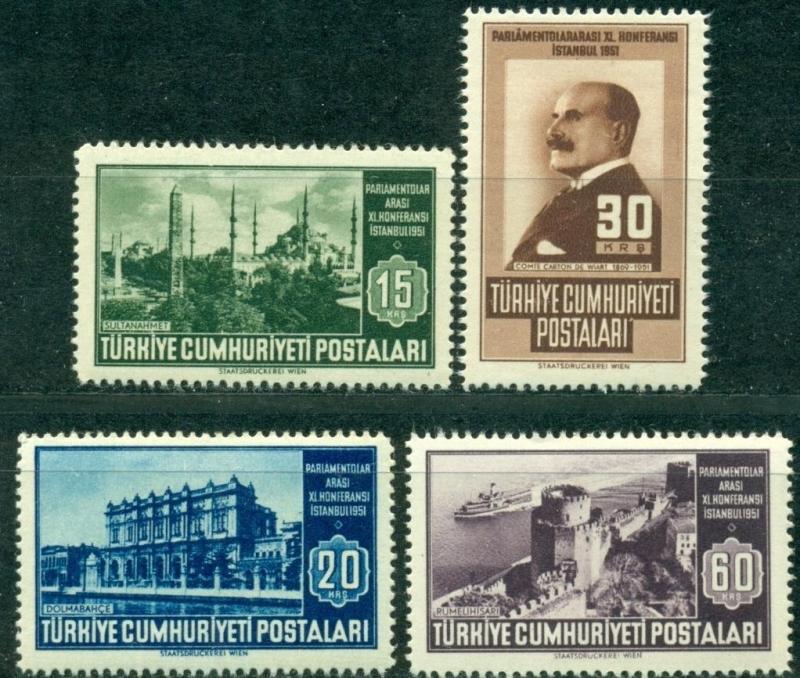 1951 DAMGASIZ PARLAMENTO KONFERANSI SERİSİ 1