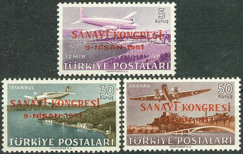 1951 DAMGASIZ SANAYİ KONGRESİ SERİSİ 1