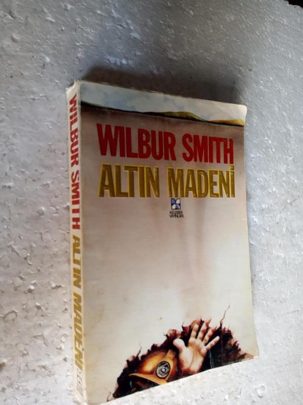 ALTIN MADENİ Wilbur Smith 1