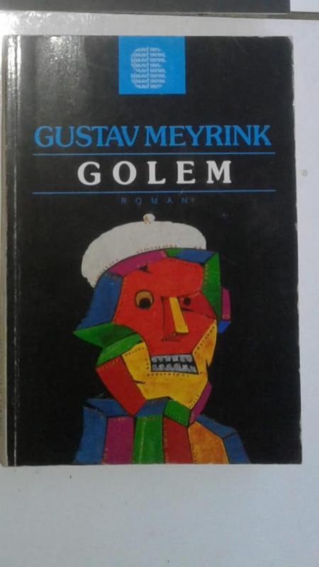 GOLEM  GUSTAV MEYRINK 1