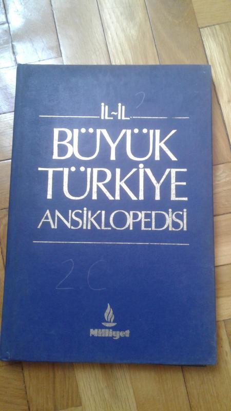 İL İL BÜYÜK TÜRKİYE ANSİKLOPEDİSİ 2 CİLT 2