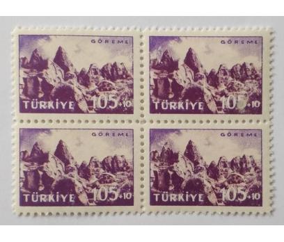 1959 GÖREME TURİSTİK DBL. TAM SERİ (MNH)