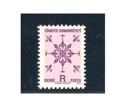 2003 RESMİ TAM SERİ (MNH)