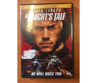 A KNIGHTS TALE HEATH LEDGER SPECIAL EDITION DVD Fİ