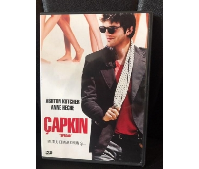 ÇAPKIN SPREAD ASHTON KUTCHER DVD FİLM