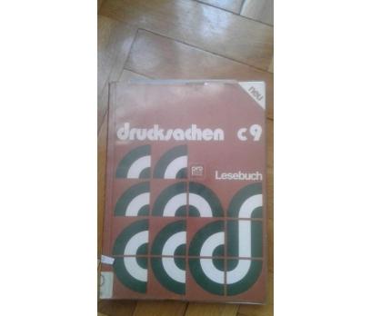DRUCKSACHEN LESEBUCH C 9