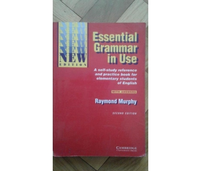 Essential Grammar in Use (A self-study reference