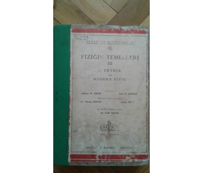 FİZİĞİN TEMELLERİ III (3) - ELEKTRİK VE MODERN FİZ