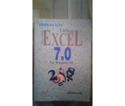 Herkes İçin Türkçe Microsoft Excel 7.0 For Windows