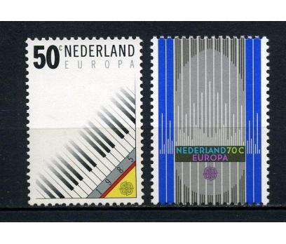 HOLLANDA ** 1985 EUROPA CEPT TAM SERİ (130615)
