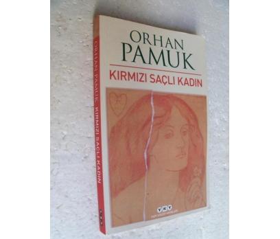 KIRMIZI SAÇLI KADIN Orhan Pamuk