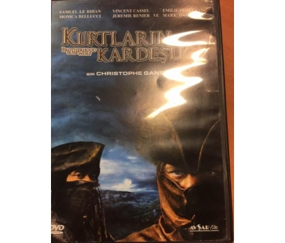 KURTLARIN KARDEŞLİĞİ BROTHERHOOD OF THE WOLF DVD
